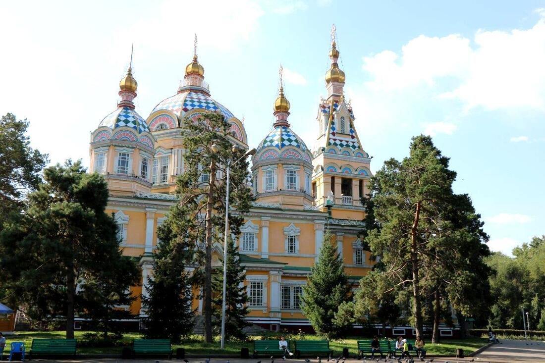Zenkov Cathedral, the world's largest wood cathedral